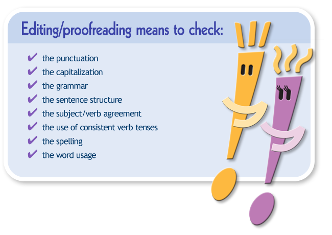 English In Italian: Editing & Proofreading